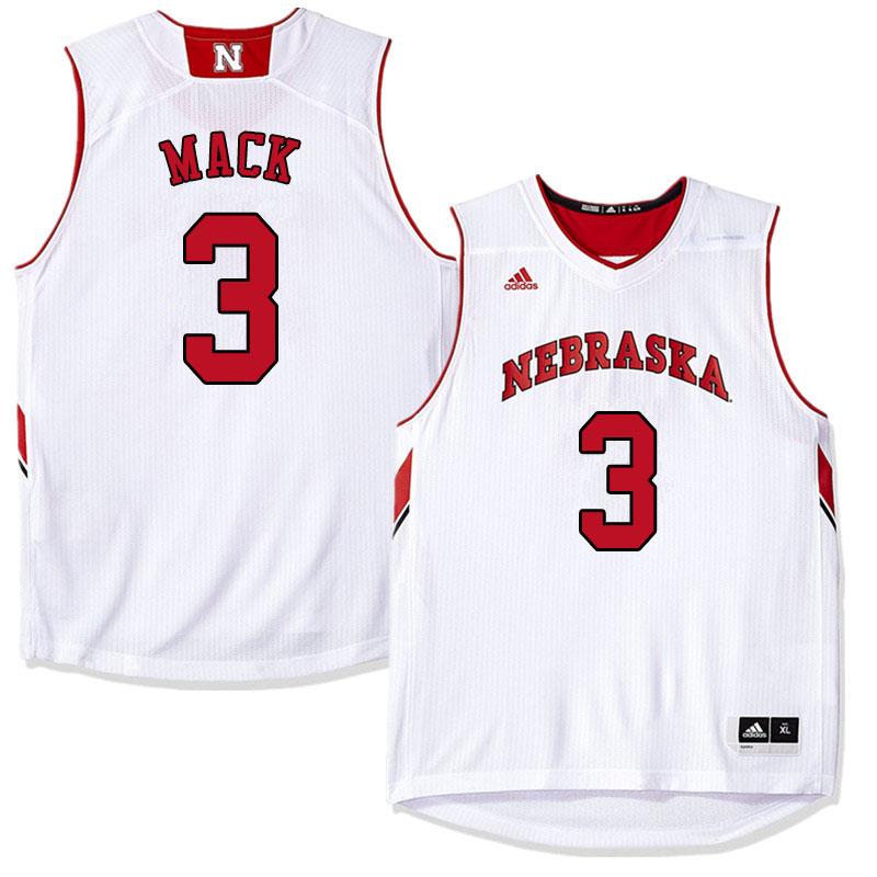 best sneakers cfd3b dcc65 Cam Mack Jersey : NCAA Nebraska Cornhuskers College ...