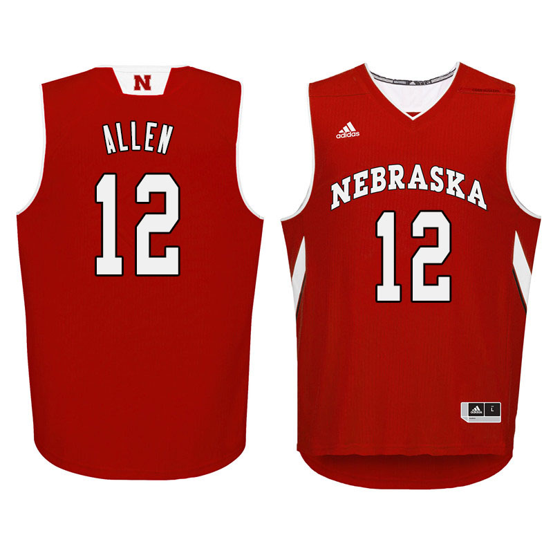 Nebraska Jerseys Jersey merchandise Cornhuskers College Tshimanga Basketball Store Sale Ncaa Official Jordy apparels|The Sporting Of The Green (and Gold)
